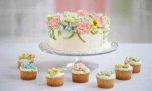 Cake Lab: Un kg di torta da ricorrenza, Cake Design o pasticceria secca da Cake Lab (sconto fino a 53%)
