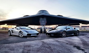 Precision Exotics : $149 for Drive Experience from Precision Exotics at Cops for Kids Charity Event ($309 Value)