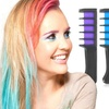 Temporary Hair Color Comb Party Chalk (6- or 12-Pack)
