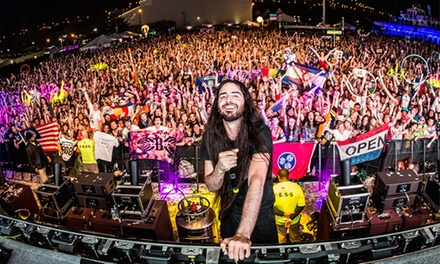 Paradise Lost Jamaica 2016 EDM Festival featuring Tiësto and Bassnectar on March 10–12