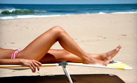 1 Custom Airbrush Tan (a $45 value) - Illusions Skin Studio in Encinitas