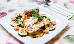 Villa Toscania: Całe menu: 59,99 zł za groupon o wartości 100 zł i więcej opcji w restauracji Villa Toscania przy Starym Rynku (do -40%)