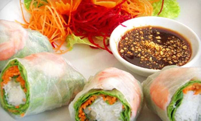 Rosded Too - Morton Grove: Thai Food and Drinks at Rosded Too (Up to 53% Off). Two Options Available.