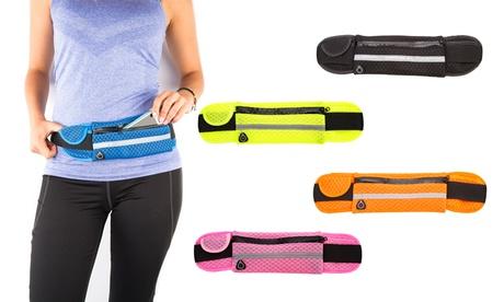 1 o 2 cinturones running con correa ajustable