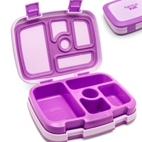 Groupon.com deals on Bentgo Kids Leakproof Lunch Boxes