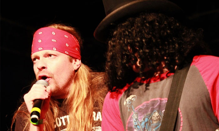 Appetite for Destruction With Poison'd and Red, White & Crue - House of Blues Houston: $7.75 to See Appetite for Destruction with Poison'd and Red, White & Crue on Saturday, January 4 (Up to $13.25 Value)
