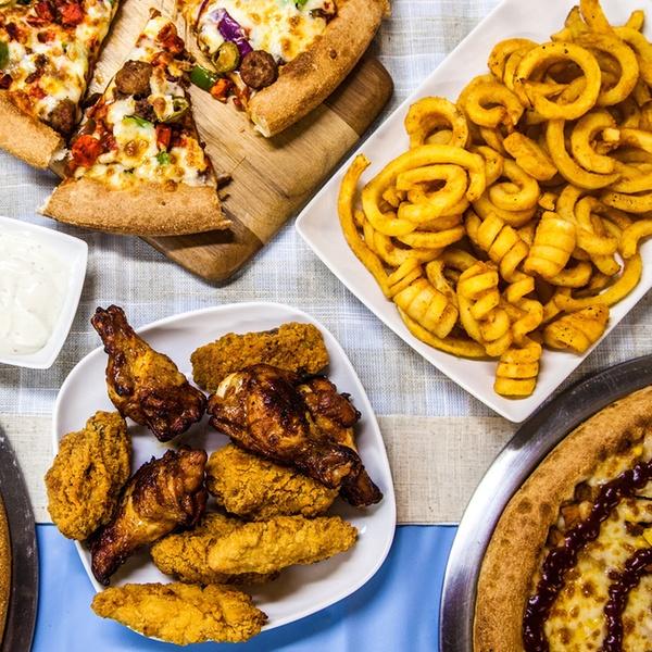 The Fat Pizza