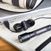 LED Lenser P5R.2 Rechargeable Flashlight with Case