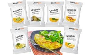 Line@diet: Omelettes pour régime