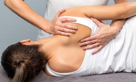 Tres sesiones de fisioterapia con diagnóstico previo en Clínica Avenida América (con 66% de descuento)