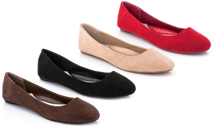 Up To 60% Off on Rasolli Women s Ballet Flats  360f1c98d