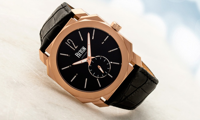 Groupon Goods Global GmbH: Reign Maximus Men's Watches With Free Delivery