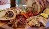 Dar Pantera - Dar Pantera: Menu romano con vino per 2 o 4 persone da Dar Pantera (sconto fino a 71%)