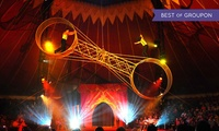 Grandstand Ticket to Gandeys Thrill Circus, 17 February - 19 March, Aintree or Tranmere (Up to 63% Off)