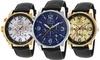 Invicta I-Force Men's Leather Chronograph Watch: Invicta I-Force Men's Leather Chronograph Watch