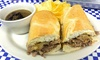 Mykonos Coffee and Grill - Webber - Camden: $8 for American Cuisine and Drink at Mykonos Coffee and Grill ($16 Value)