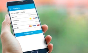 RecargaPay: Pague R$1,39 e ganhe R$10,00 em créditos + bônus extra de R$5,00 para a segunda recarga (celular TIM ou Oi)