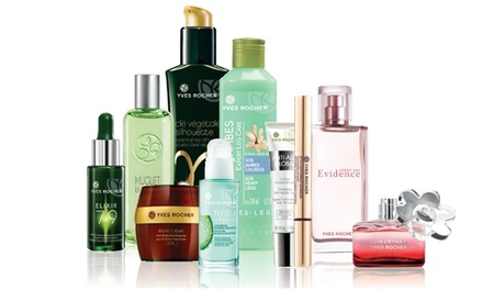 C$15 for C$30 Worth of Botanical Beauty Products from Yves Rocher