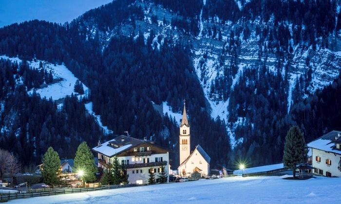 Hotel Platz - Hotel Platz: Ortisei, Hotel Platz: Fino a 7 notti in mezza pensione con spa per 2 persone