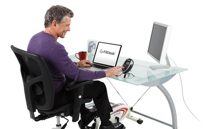 FitDesk Under Desk Elliptical ...