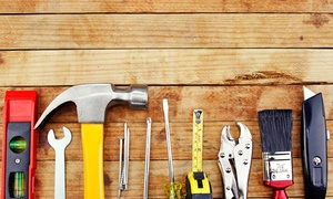 Sergeant HandyMan: One or Three Man-Hours of Handyman Services from Sergeant HandyMan (Up to 50% Off)