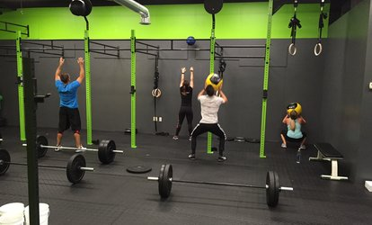 image for $35 for One Month of Unlimited Crossfit Classes at Perpetual Motion Crossfit ($99 Value)