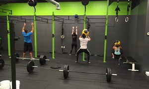 Perpetual Motion Crossfit: $35 for One Month of Unlimited Crossfit Classes at Perpetual Motion Crossfit ($99 Value)