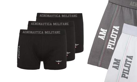 Set van 6 Aeronautica Militareboxershorts