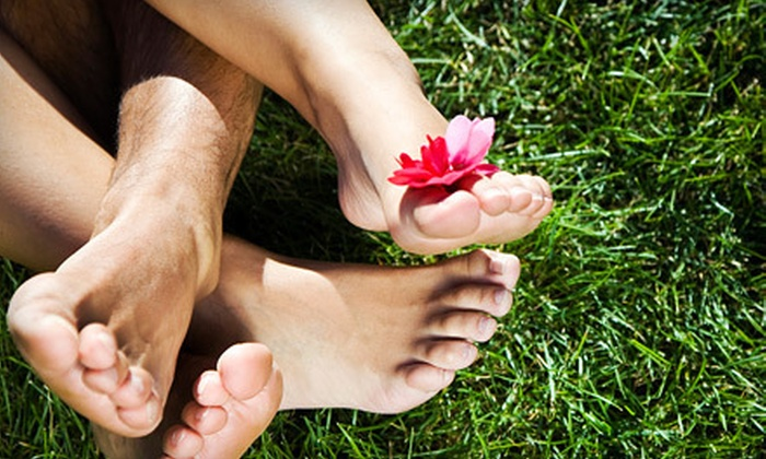 Remedy - Ridgeland: Two Laser Nail-Fungus-Removal Treatments for One or Both Hands or Feet at Remedy (Up to 53% Off)