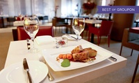 Two-Course Dinner For Two or Four at 1855 Restaurant (Up to 57% Off)