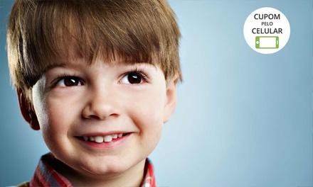 Cabelo e Cia Kids – Guará I: corte para criança (opção de penteado radical)