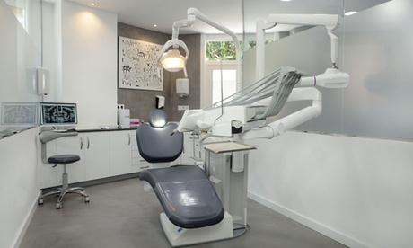 Una sesión de limpieza bucal con ultrasonidos y opción a 1, 2, 3 o 4 empastes desde 9,95 € en Neo Dent