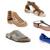 Buy 1 Get 1 Free: Mata Shoes Women's Sandal Mystery Deal (2-Pairs)