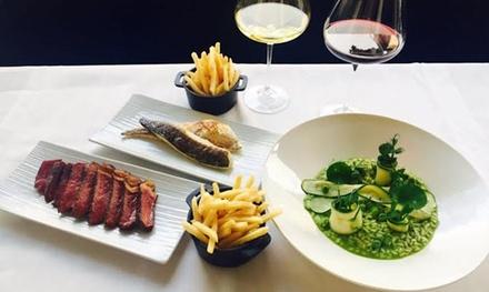 2AA Rosette Steak Meal and Wine, Primrose Hill (London)