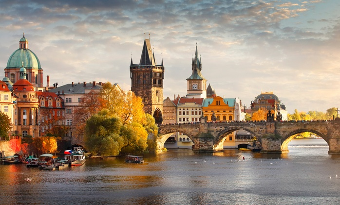 Prague: Up to 4 Nights for Two with Breakfast at 4* Hotel Voyage