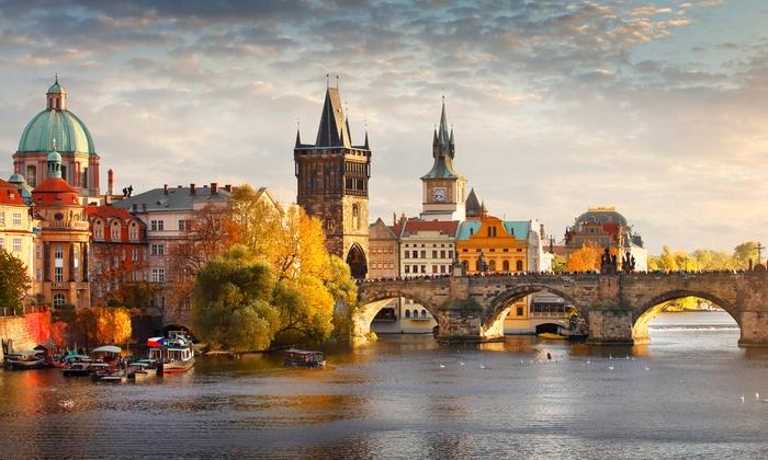 STE - Voyage Hotel Prague (IT) a Praha, PRAHA 3 | Groupon Getaways