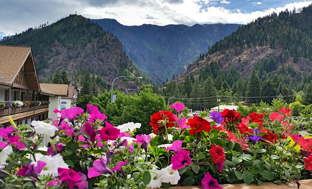 TripAlertz wants you to check out Stay at Fairbridge Inn & Suites in Leavenworth, WA, with Dates into July Comfy Hotel near Cascade Mountains - Comfy Hotel near Cascade Range