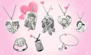 Des bijoux en argent personnalisables