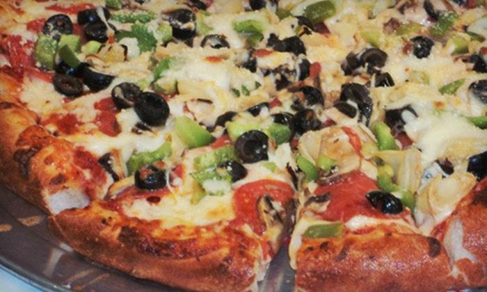 Demico's Pizzeria - North Canton: Family Pizza Meal or $10 for $20 Worth of Pizzeria Fare at Demico's Pizzeria in North Canton