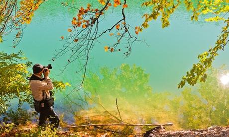 Herunterladbarer Onlinekurs für stimmungsvolle Herbstbilder mit 18 Lektionen bei PSD-Tutorials