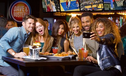 Up to 76% Off Gaming Package at Dave & Buster's - Honolulu
