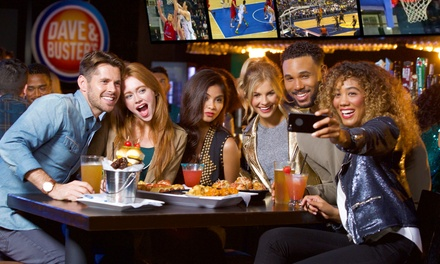 $25 for All-Day Gaming Package for Two at Dave & Buster's – Alpharetta (Up to 64% Off)