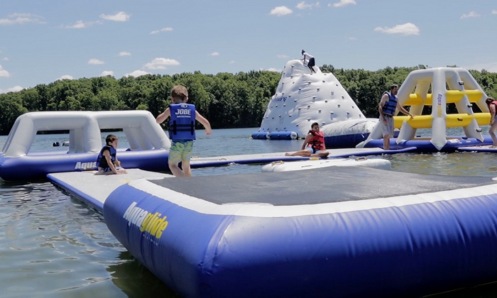 All-Day Passes for One, Two, Four, Six, or Ten People at Jump Island (Up to 42% Off)