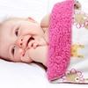 Couverture réversible pour bébé