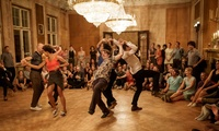 Swing – Tanz-Event und Party für 1 oder 2 Personen am Termin nach Wahl in der Tanzschule Swing Away (50% sparen)