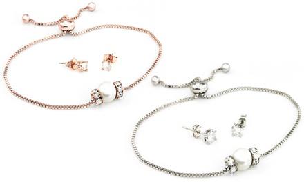 Sets sieraden met Swarovski®kristallen van het merk Victoria's Candy