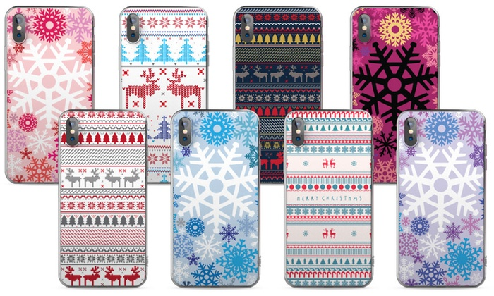 Caseflex Christmas Case for iPhone from £2.99