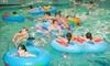 Kiwanis Wave Pool - Kiwanis Park: Water-Park Visit with Two Tube Rentals for Four or Season Passes for Two or Four at Kiwanis Wave Pool (Up to 59% Off)