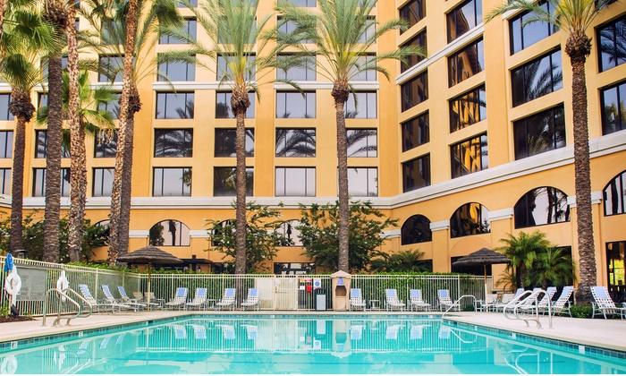 Wyndham Anaheim Hotel near Disneyland