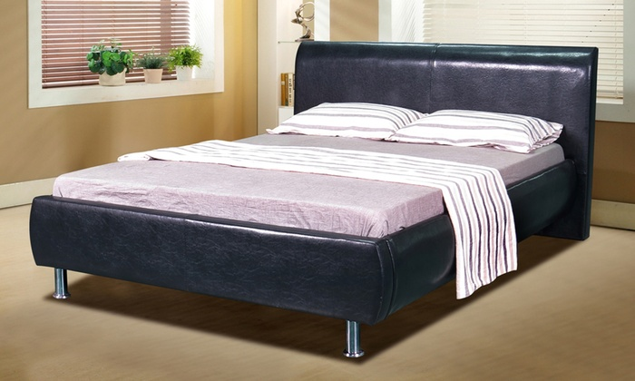Biarritz, Amalfi or Sorrento Bed with Optional Mattress from £90